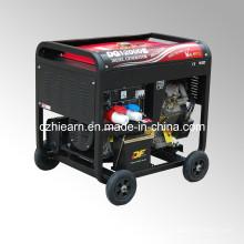 8kw Luftgekühlter Dieselgenerator-Satz Bewegliches Modell (DG12000E)
