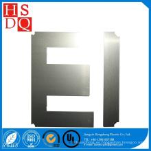 Fabricante de la hoja de acero del silicio de EI de Jiangyin