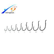 FSH032 82149 High carbon steel fishing hooks baitholder ture fishing hooks