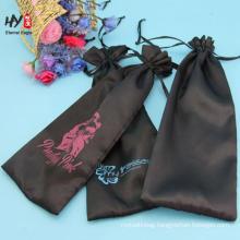 Chinese characteristics silk satin drawstring bag