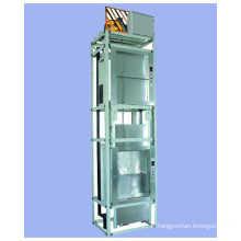 Power Dumbwaiter, Service Elevator, Lift (hairline stainless steel) de Best Technology