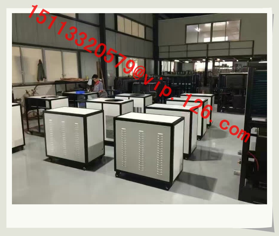 water chiller under production b