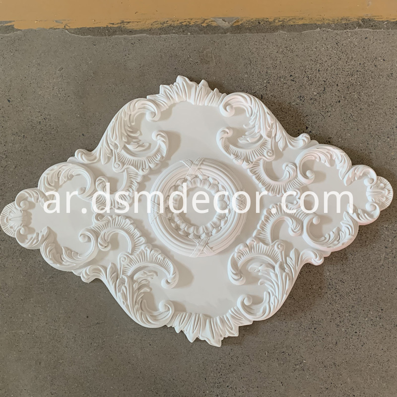 Oval Ceiling Rose