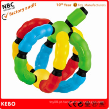Plastic aprender brinquedos de moda nova