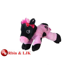 ICTI Audited Factory High Quality Custom Promotion pink cow plush toys