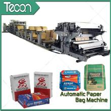 Sacs en papier Valvels fabriquant une machine de haute qualité