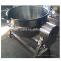 Semi-automatic Jacket pot seafood processing line