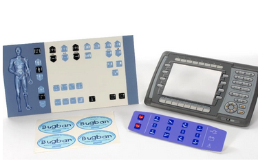 Pet Printing Film For Membrane Switch