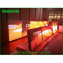 High Resolution Indoor Full Color P6 LED Video Wall