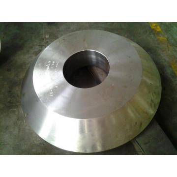 Anodizado que trabaja a máquina piezas de aluminio del CNC del repuesto de la máquina de la fresadora