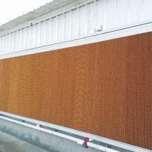 Мокрый коврик охлаждения для птицы дом/парниковых