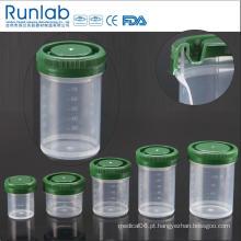 Recipientes de amostra de histologia de 90 ml registrados pela FDA