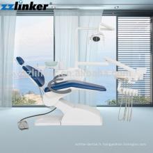 LK-A13 CE approuvé Économique Low Mounted LED Lamp Complete Dental Unit