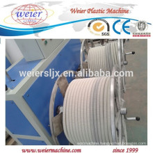 single and double wall corrugated pipe extrusion line