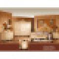 Meubles classiques de chambre à coucher avec le lit classique (W806A)