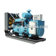 Générateur de gaz naturel 250kva à vendre