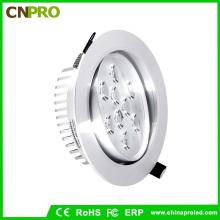 Hochleistungs-9W-Einbau-LED-Deckenleuchte