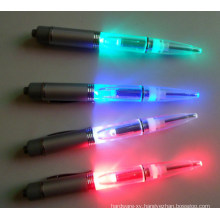 OEM Ball Pen with LED Light for Promotion Gift