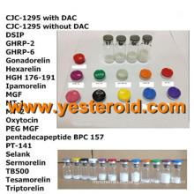 Acetato de pentapéptido Ipamorelin / Ipamorelin 2 mg / vial Mejore el tono de la piel