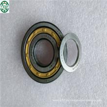 Rodamiento de rodillos cilíndrico de nylon de la jaula de acero de nylon Nu338e Nu338m NSK SKF