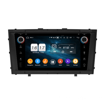 Avensis 2008-2013 per auto multimedia android 9.0