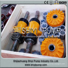 Wear Resistant Metal Lined Centrifugal Slurry Pump Parts