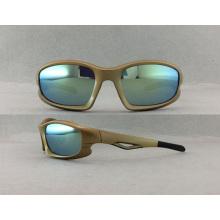 El marco circular, linda, cómoda, estilo de moda niños hermosas gafas de sol (pk14071)