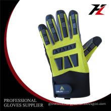 High quality long serve life mechanic car repairing gloves