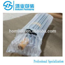red wine air bag packing material,wine bottle protector,air column bag for red wine
