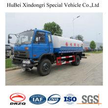 12cbm Dongfeng Euro 4 Street Maintenance Spinkling tanque de agua camión