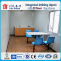 Maisons préfabriquées de la Chine, maisons portatives de récipient pour le bureau provisoire et l'accommodation
