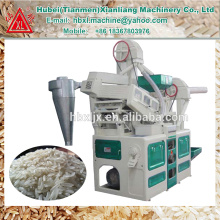 1000kg / hour moinho de arroz ctnm15 máquina de trituração de arroz do motor diesel
