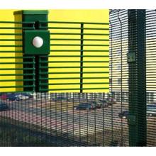 Commerce de gros en gros de clôtures de sécurité avec des pointes