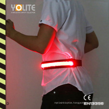 LED Luminous Belt, LED Light Belt, LED Reflective Waist Belt with CE En13356