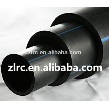 Tubo de polietileno PE100 PEPE tubo de polietileno PN10 PN 16 preto Tubo de polietileno de água PEPE preto preço