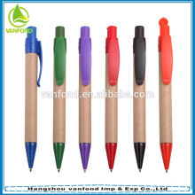Wholesale ecologica paper material pen for promotion