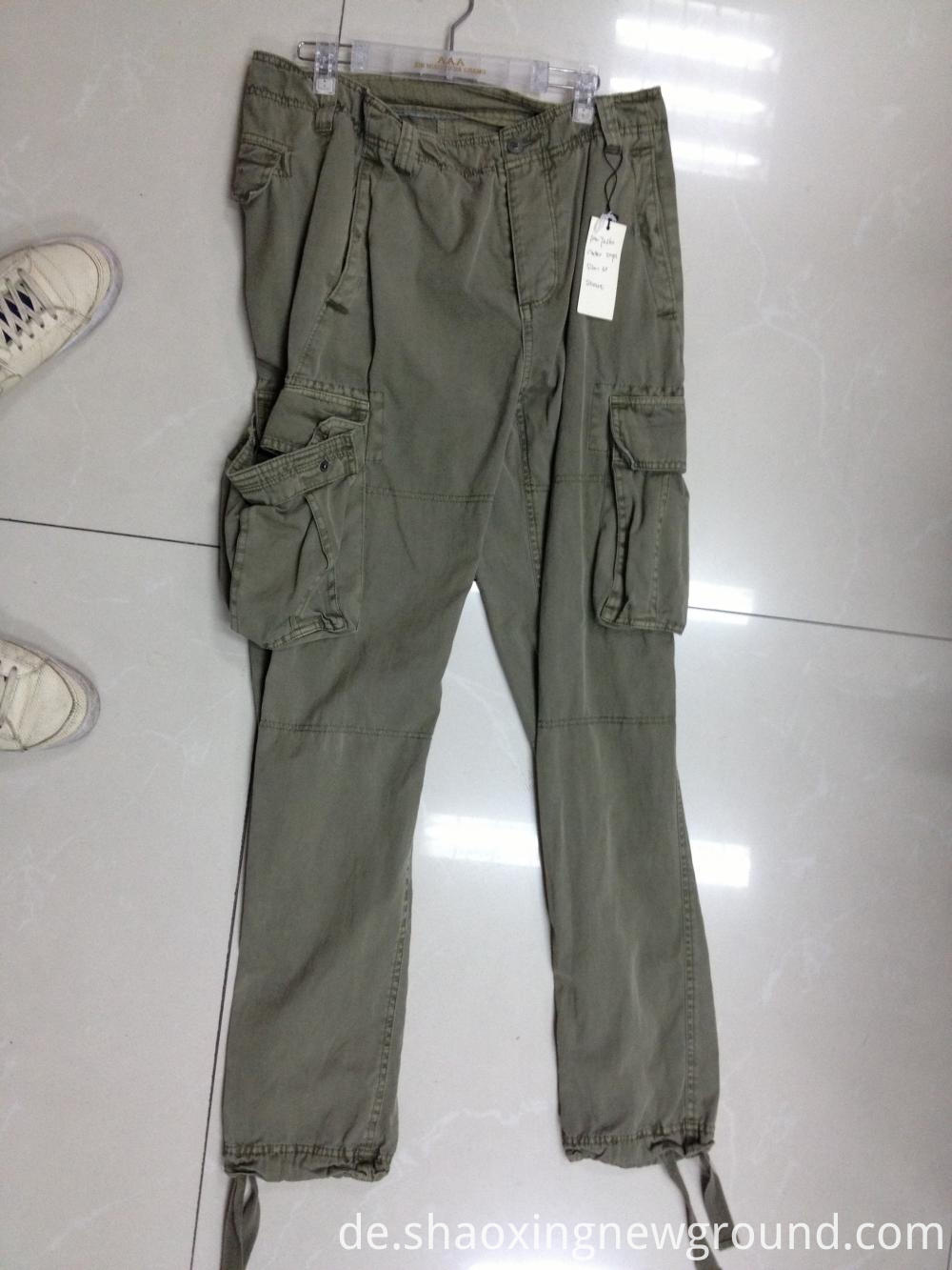 high quality men's pant in spring
