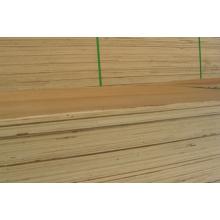 Contrachapado de pino de 12mm con núcleo de álamo de grado C / D