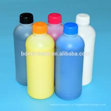 Текстильных чернил для Epson стилус про 3800 3880 для Epson dx7 цифров белого цвета печатной краски лучшие товары