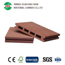 Heißer Verkauf hohle WPC-Decking (HLM22)