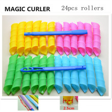 30cm Curlers mágicos de Leverag 24PCS / Packed (HEAD-37)