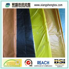 Semi Dull Calendering Nylon Taffeta for Down Garment