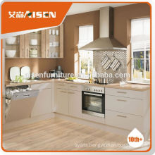 All-season performance factory directly prefab MFC kitchen furniture