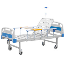 ABS Hospital  Bed Folding Single Bed For Patient Use