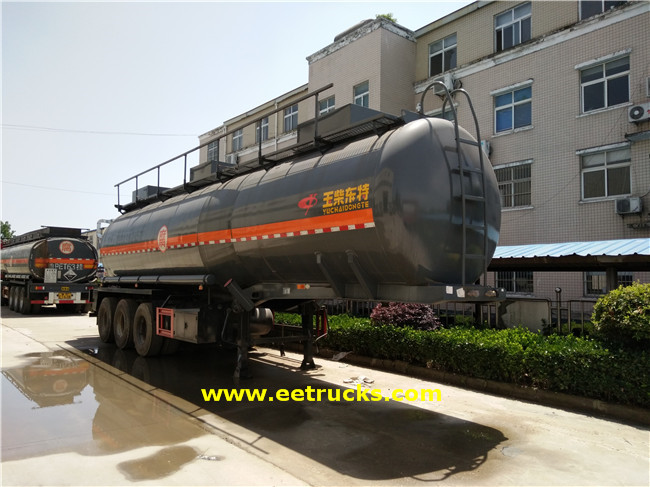 29500 Litres Ammonia Tank Trailers