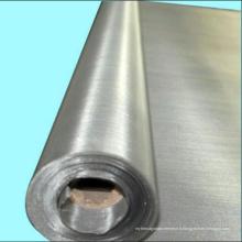 Treillis métallique tissé en acier inoxydable pour la filtration