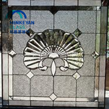 Best price of stained glass insulated for doors wholesale