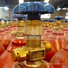 oxygen cylinder 7.5M3 gas store