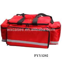 bolsa de médicos de tamaños grandes con múltiples bolsillos de China fabricante