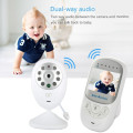 BT Summer Infant Video Baby Respirador Monitor